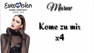 Download MARUV - Siren Song (Lyrics Video) Eurovision 2019 Ukraine | Vidbir 2019 Mp3 and Videos