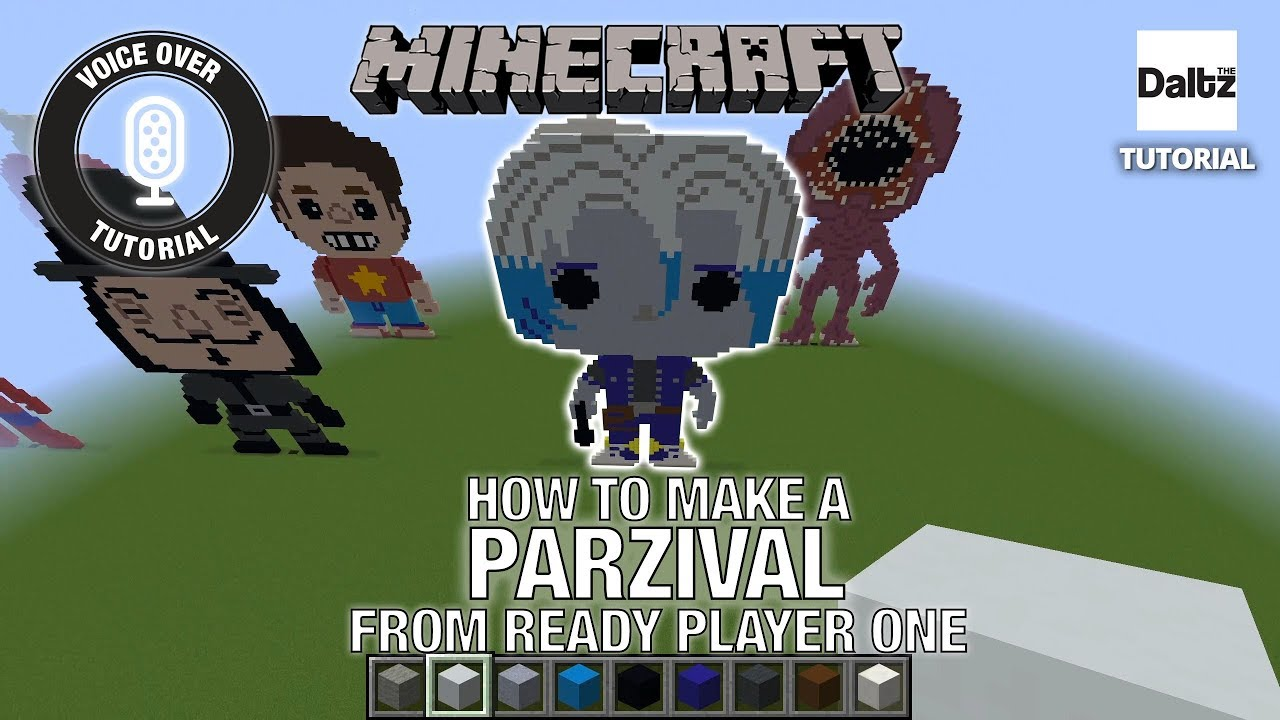 minecraft ready player one