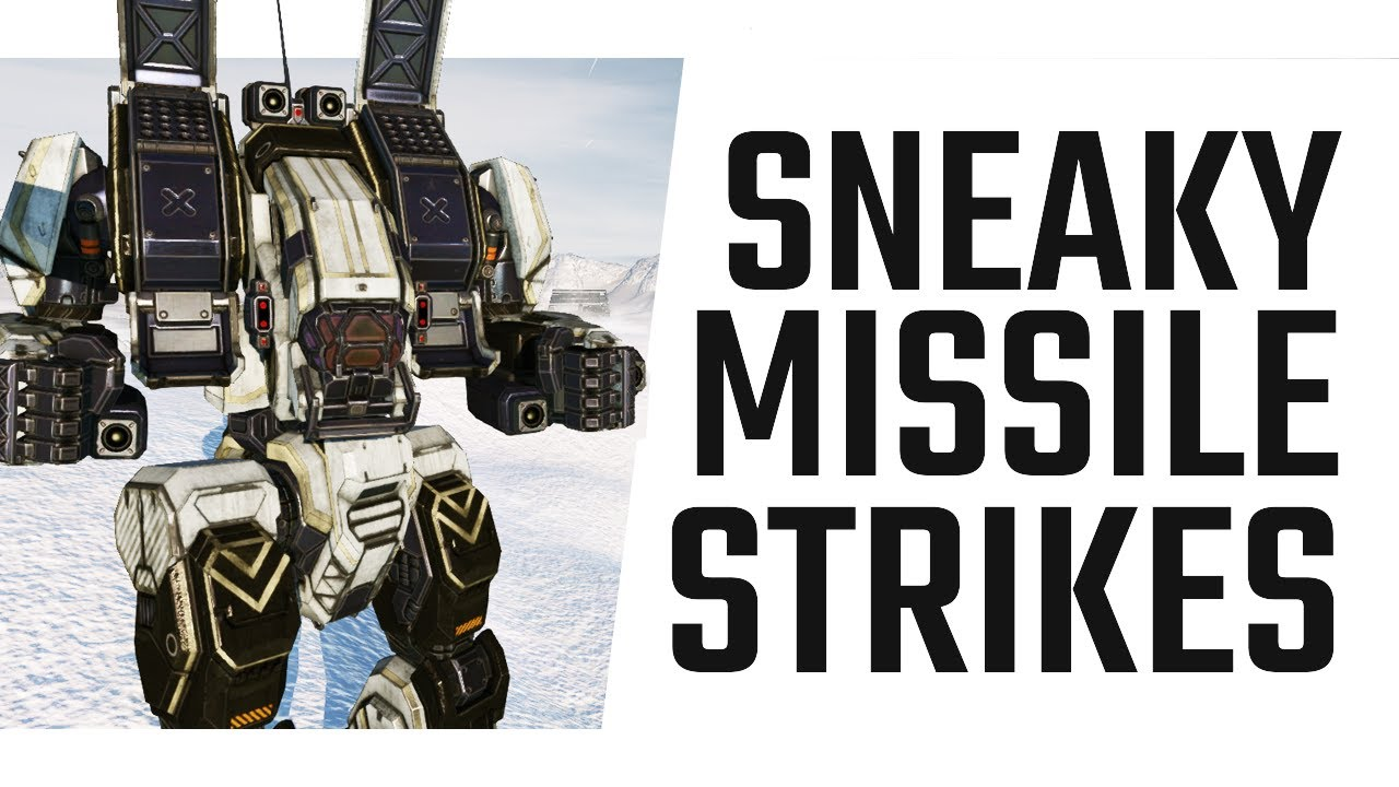 "Sneaky MRM Missile Strikes with the Archer ""Tempest"" - Mechwarrior Online The Daily Dose #962"