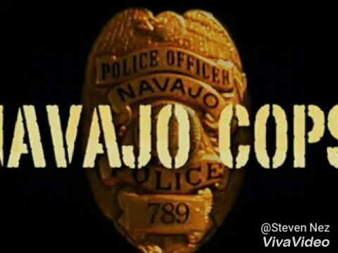 Navajo Cops Live Now  Navajo Nation and Window Rock Police Department  in Law Enforcement NN.P.D Az