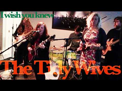 The Tidy Wives - Streetlights 08 09 2017 Unity Cafe Wakefield