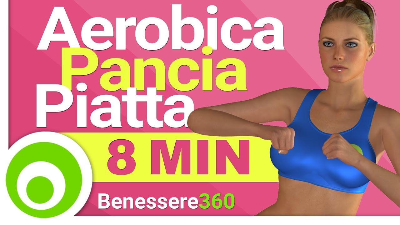 esercizi aerobici per perdere peso velocemente