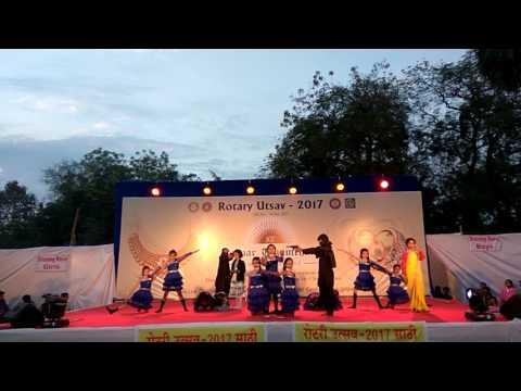 Neerja theme dance performance ,1st prize winner of CHANDA PUBLIC SCHOOL.