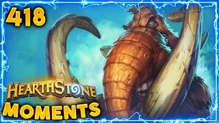 When Both Players Get Worst RNG.. | Hearthstone Daily Moments Ep. 418