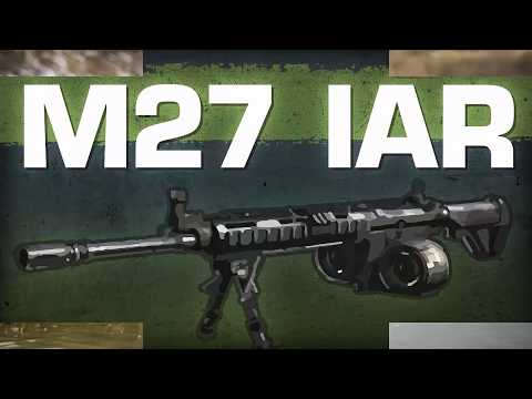 The M27 The Automatic Rifle That Will Make The U S Marines Even