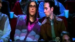 Sheldon, Amy and Stuart Cinema
