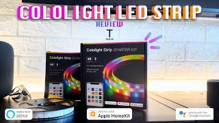 Cololight Led Strip Review, A Light Strip Like No Other!
