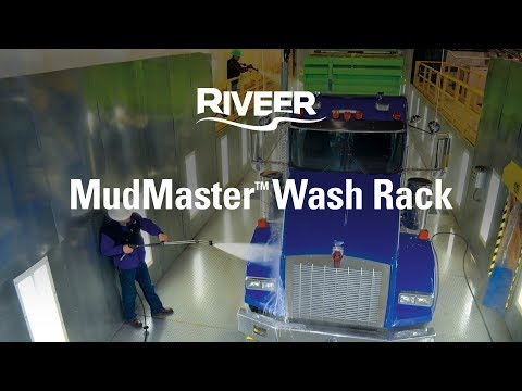 Heavy Equipment Wash Racks