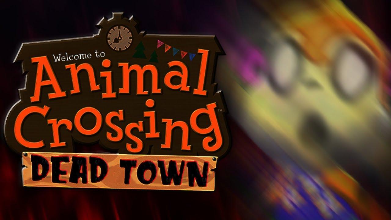 Creepypasta FR : Animal Crossing - Dead Town