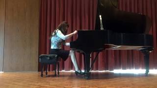 F. Schubert/F. Liszt, Auf dem Wasser zu Singen