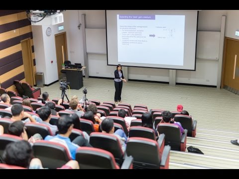 IAS Distinguished Lecture : Prof Evelyn Hu (13 Jun 2014)