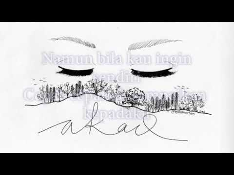 Payung Teduh - Akad ( lyric cover )