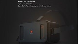 Xiaomi VR 3D окуляри віртуальної реальності - Огляд