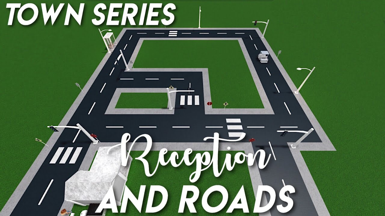 Reception And Roads Town Series Bloxburg Youtube Check out our list of bloxburg house ideas below. reception and roads town series bloxburg