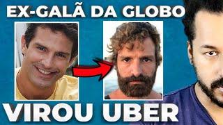 Ex-ator da GLOBO perde tudo e vira MOTORISTA DE UBER