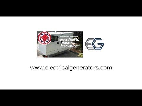 225 kVA Perkins Diesel Generator
