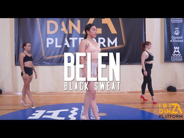 Belen Leroux Choreography // Black Sweat - Prince // IBIZA DANZA PLATFORM
