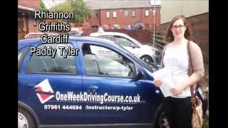 Intensive Driving Course Cardiff | Driving Lessons Cardiff
