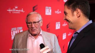 "Len Cariou at the ""Jesse Stone: Lost in Paradise"" Premiere with Arthur Kade"