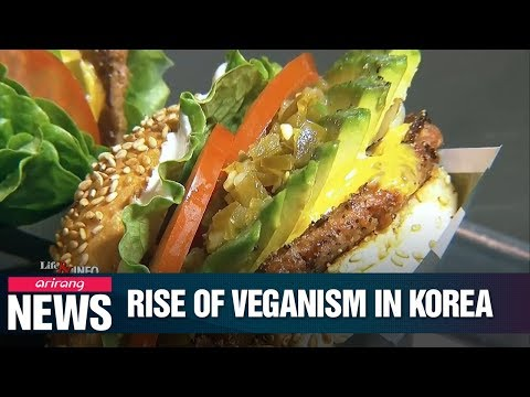 From Food To Cosmetics, Veganism Becomes More Popular In Korea