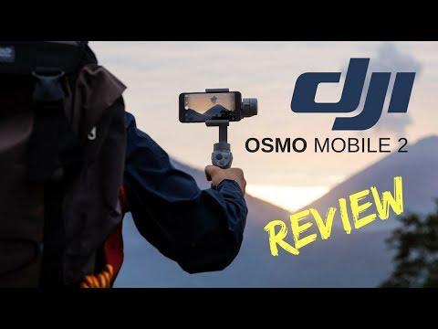 DJI Osmo Mobile 2 - Review