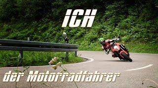 ich der motorradfahrer   episode 1   kurvenradiustv