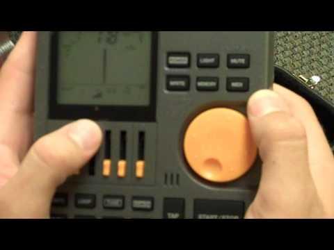 CCM DRUM METRONOME TUTORIAL PT2