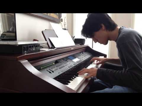 Miley Cyrus - Adore You Piano Cover by Dean Aivaliotis