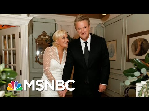 Congratulations Joe Scarborough And Mika Brzezinski   Morning Joe   MSNBC