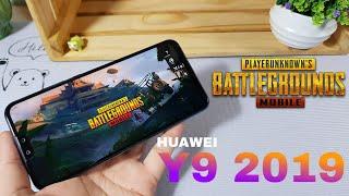 HUAWEI Y9 2019 ลองเล่นเกมส์ PUBG MOBILE
