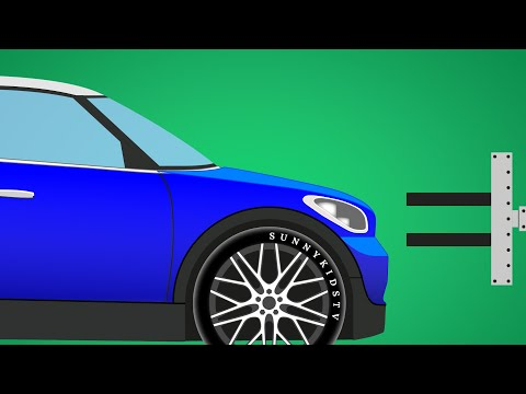 Thumbnail: Cars. Car Assembly. Cartoon.