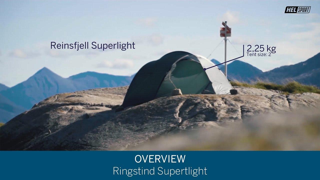 Helsport Reinsfjell Superlight 2 Zelt
