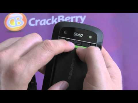 BlackBerry Bold 9900 in 10 Minutes