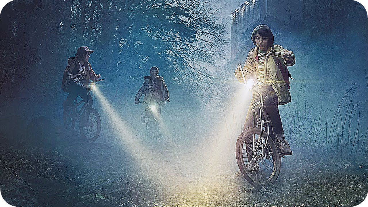 Image result for stranger things trailer season 1""