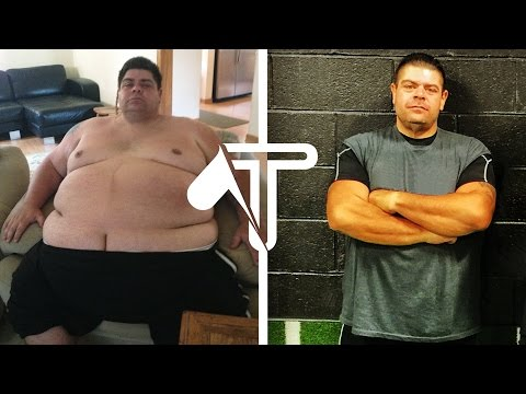 TRANSFORMATION: Tom's STAGGERING 430 Pound Weight Loss
