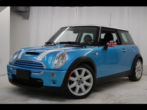 2002 john cooper works mini cooper s youtube. Black Bedroom Furniture Sets. Home Design Ideas
