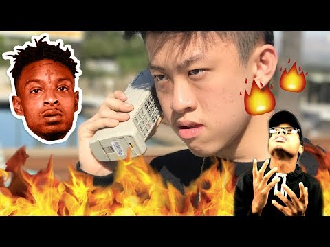 Didn't Expect This! | Rich Chigga FT. 21 Savage - Crisis | Reaction