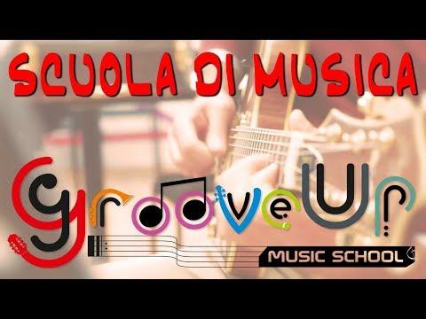 GrooveUp! Scuola di musica Bari - Presentazione corsi