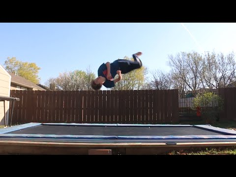 Trampoline Exercise 2
