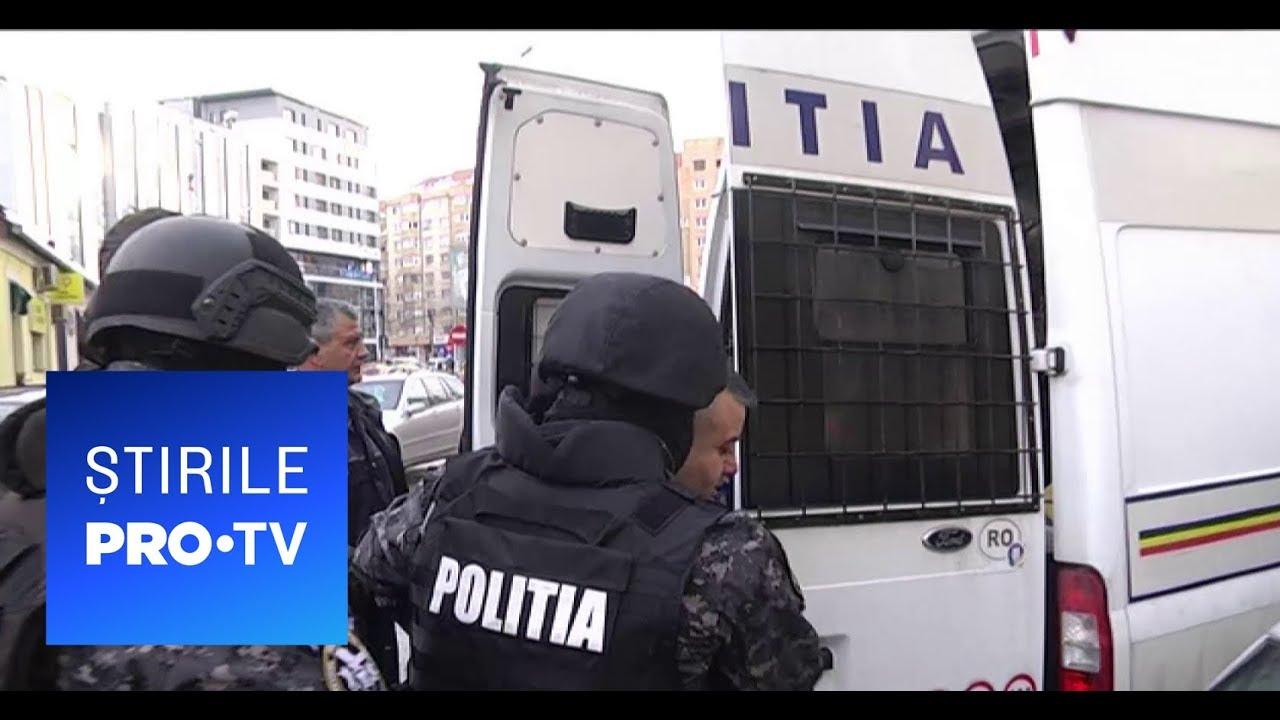 Stirile PRO TV - 14.01.2019 - Trei arestari dupa crima din Medias