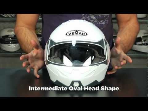 Vemar Attivo Modular Helmet Review at RevZilla.com
