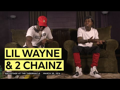 Lil Wayne And 2 Chainz Explain The Difference Between Southern MCs And East Coast Rappers (Pt. 5)