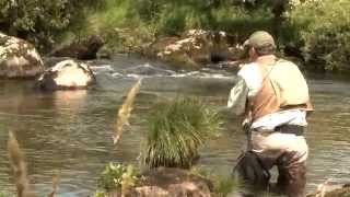 Commonwealth Fly Fishing Championships 2014