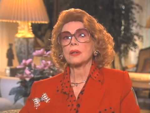 Jayne Meadows discusses meeting Steve Allen- EMMYTVLEGENDS.ORG