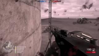 Wilhelm Scream in Battlefield 1
