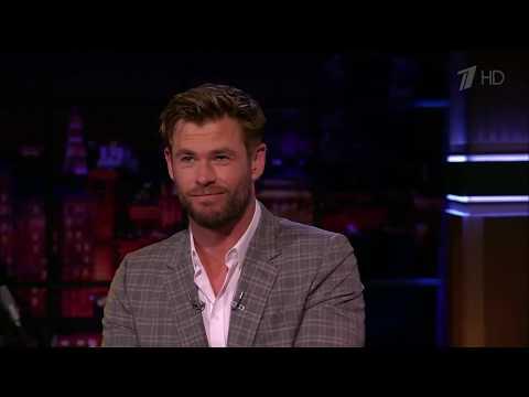 Chris Hemsworth Funny Fail