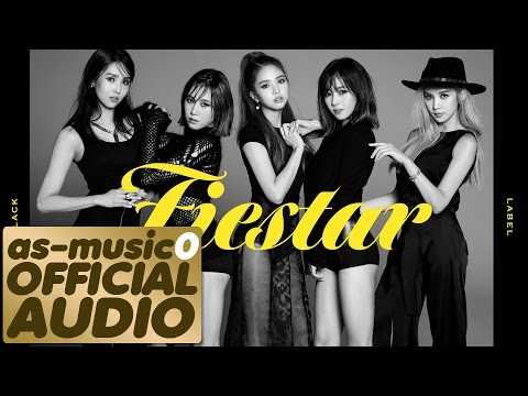[MP3/DL]01. FIESTAR (피에스타) - You're Pitiful (짠해) [BLACK LABEL 1st Mini Album]