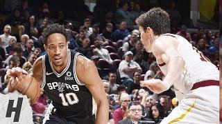 San Antonio Spurs vs Cleveland Cavaliers - Full Game Highlights | April 7, 2019 | 2018-19 NBA Season