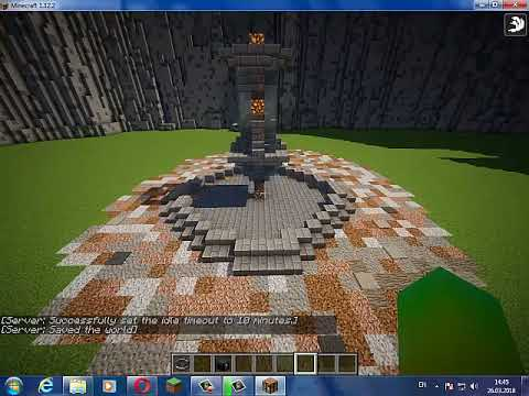 Minecraft Aternos Hub kurlumu 1 8 Server 1 12 girme Ve ...