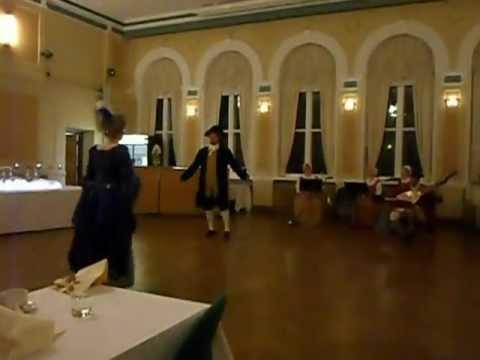 Kustaan tanssiaiset: Le Menuet Ordinaire